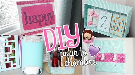 Diy Pour Ta Chambre  Facile & Cute Youtube