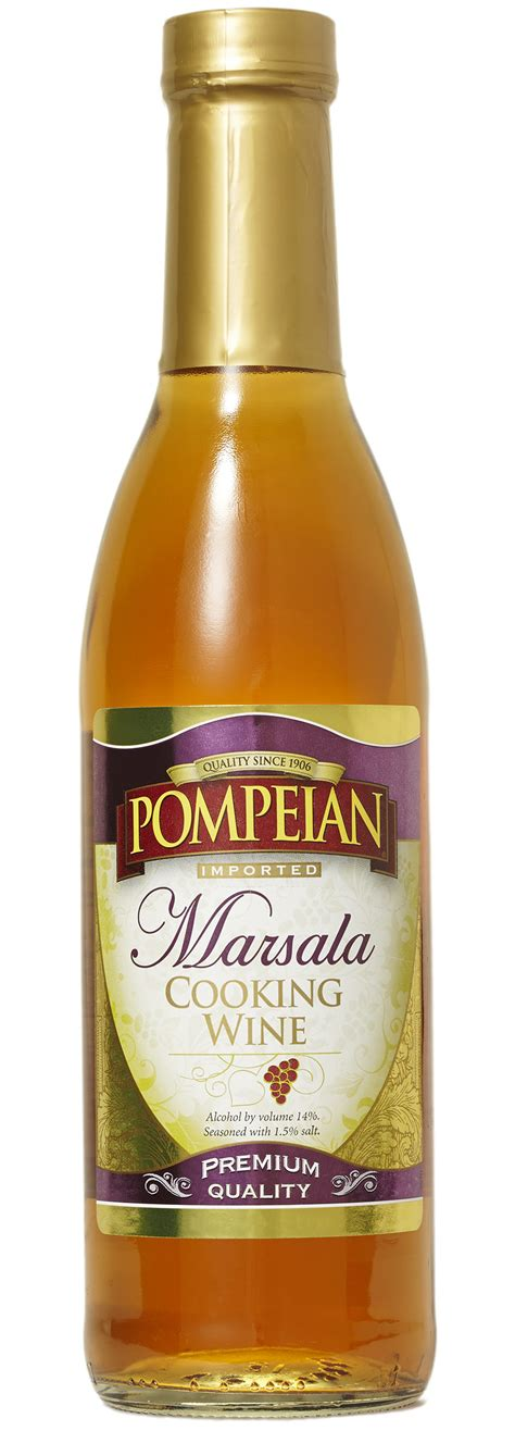 marsala cuisine marsala cooking wine products pompeian olive