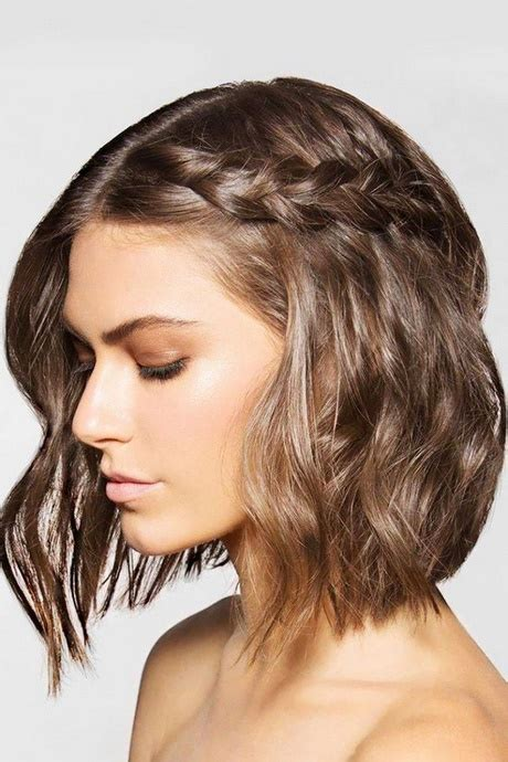 frisuren zur hochzeit kurze haare