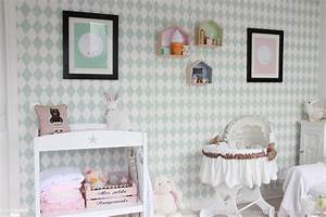 Chambre Bebe Design Scandinave : la chambre scandinave et pastel de mon b b mona j c t maison ~ Teatrodelosmanantiales.com Idées de Décoration