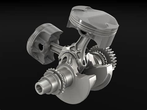 Ducati Superquadro Engine