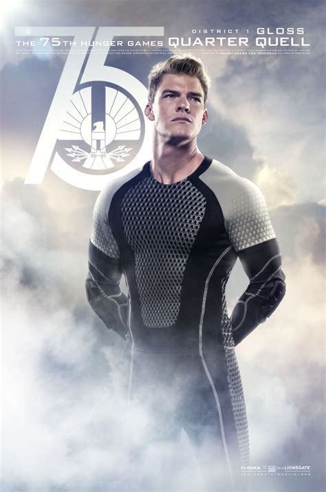 hunger games catching fire character posters the second