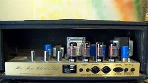 Marshall 2203 Jmp Master Volume Lead  1975
