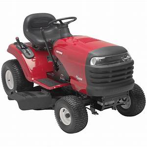 Craftsman 20 Hp 42 In  Deck Lawn Tractor
