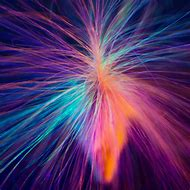Abstract Rainbow Pattern