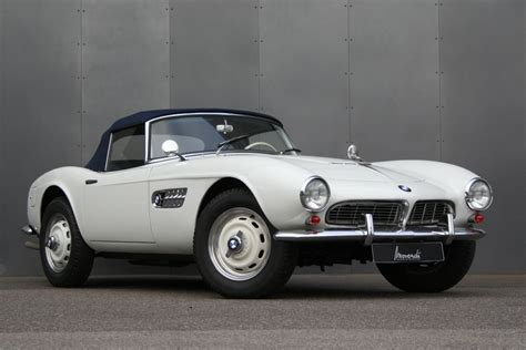 Bmw 507 For Sale by 1958 Bmw 507 Roadster Up For Sale In Germany Autoevolution