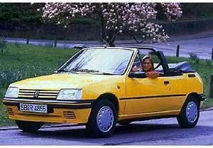 Peugeot 205 Cabriolet : peugeot 205 kabriolet cabriolet ~ Medecine-chirurgie-esthetiques.com Avis de Voitures