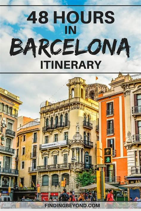 Two Days in Barcelona: Things to do in Barcelona in 48 ...