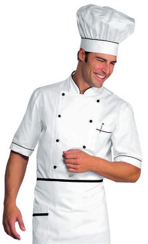 tenu de cuisine spécialiste du vêtement professionnel