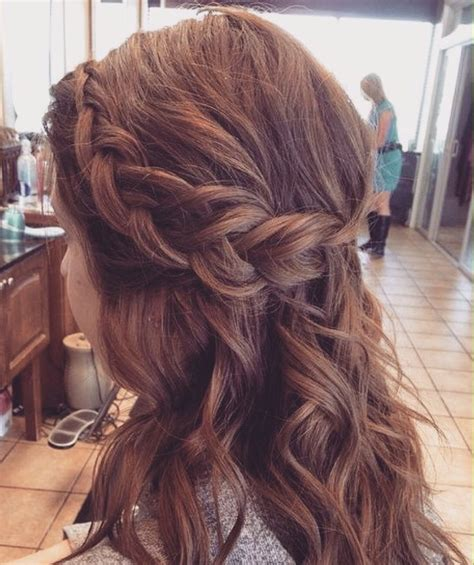 ideas  shoulder length hair updos  pinterest