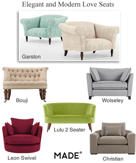 fabric seats small loveseat sofas bedroom chairs