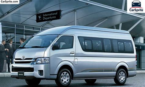 toyota hiace  prices  specifications  qatar car