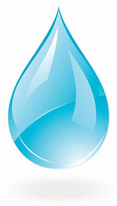 Drop Water Clipart Drops Clip Transparent Happy