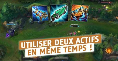 Meme Temps - league of legends malgr 233 ce qui est indiqu 233 il est possible d utiliser 2 objets hextech en