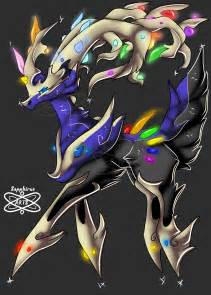 Pokemon Xerneas Mega Evolution