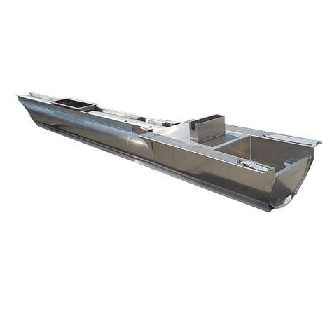 Pontoon Fuel Tank by Custom 27ft X 24 Quot Center Pontoon Boat Transom Engine Fuel