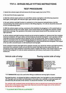 Trailer Plug Wiring Diagram 7 Way Uk