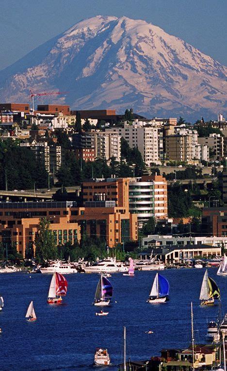 Weekend Getaway Seattle Washington