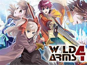 Rpg Land  Wild Arms 4 Wallpapers