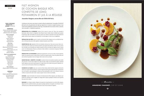 cooking book grand cours de cuisine ferrandi