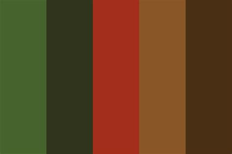 what color is a robin robin color palette