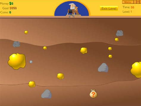 Gamis Gold free gold miner play now gold miner free