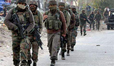 J&K: Terrorists fire upon CRPF guard in Shopian; area ...