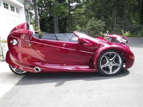 Three Wheel Cars For Sale Usa by 2006 Corbin Merlin Roadster Trike 3 Wheel For Sale