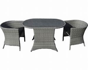 Polyrattan 2 Sitzer : balkonset polyrattan 2 sitzer 3 teilig sand bei hornbach ~ Whattoseeinmadrid.com Haus und Dekorationen