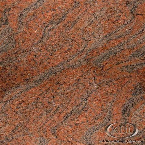 indian multi granite kitchen countertop ideas