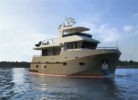 5 16 fuel line bering 50 steel trawler yachts expedition yachts