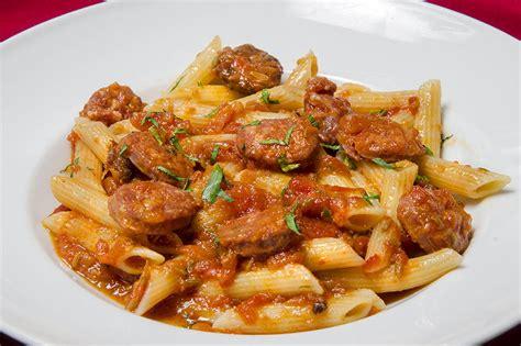 pate aux saucisse italienne recettes saucisses italiennes et pates