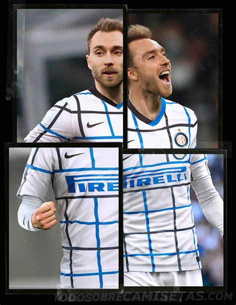 Camiseta Nike de visitante del Inter de Milán 2020-21 ...