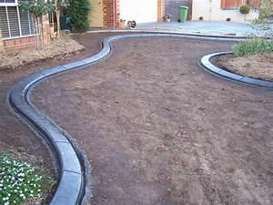 Concrete Garden Edging Why Should Have Concrete Landscape Edging