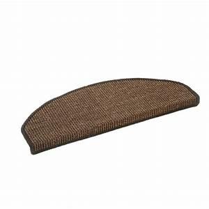 Stufenmatten Set 15 Teilig : sisal manaus stufenmatten im 15er set farbe dunkelbraun 64 bodenbel ge stufenmatten ~ Whattoseeinmadrid.com Haus und Dekorationen