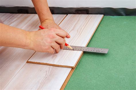 laminate flooring spacers how to lay laminate flooring a guide to laying laminate flooring