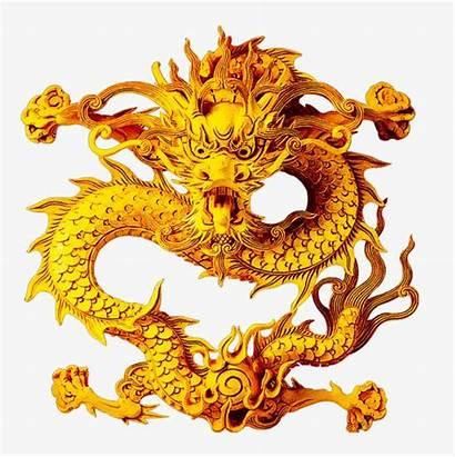 Dragon Chinese Transparent China Festive Dragons Zodiac