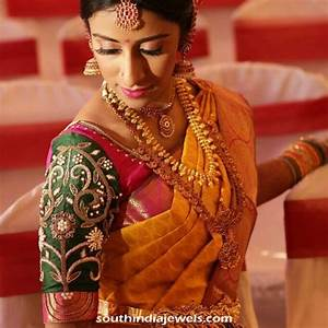South Indian Wedding Jewellery Design ~ South India Jewels