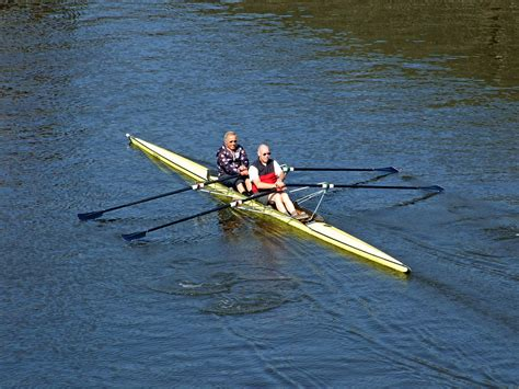 Sculling Boat by Scull