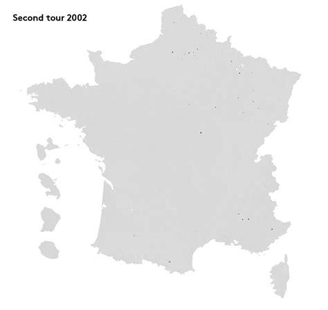 Carte De Des Elections 2017 Le Monde by Carte Pr 233 Sidentielle L 233 Volution Du Vote Fn Au Second