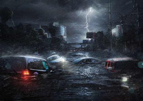 apocalypse  natural disaster scenes pt  pics