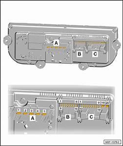 Volkswagen Workshop Manuals  U0026gt  Golf Mk6  U0026gt  Heating