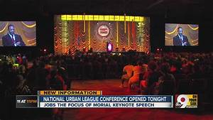 National Urban League Conference opens - YouTube