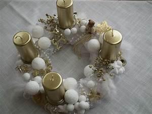 Couronne De L Avent à Fabriquer : couronne de l 39 avent 2010 photo de couronnes de porte et ~ Zukunftsfamilie.com Idées de Décoration