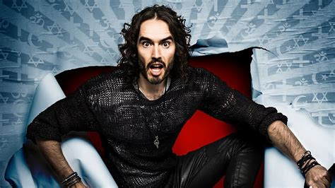 russell brand latest flamboyant stand up comedian russell brand to perform new