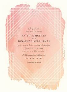 30 new invitation designs from minted that you will love With minted tropical wedding invitations