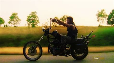 Walking Dead Daryl Dixon Motorcycle
