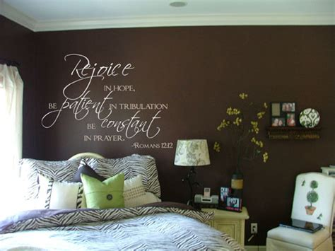 Rejoice In Hope Scripture Wall Decals  Trading Phrases