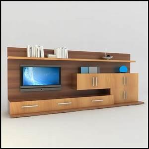 Home Design : 93 Cool Modern Entertainment Wall Unitss