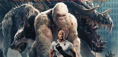 rampage home release date revealed